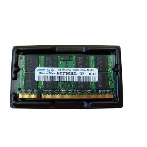 Cheap Memory Samsung 1GB PC2-5300 DDR2-667MHz Non-ECC Unbuffered CL5 200pin M470T2953EZ3-CE6
