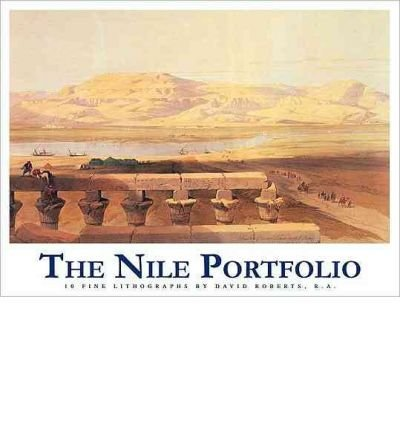 The Nile Portfolio: Ten Fine Art Prints (General merchandise) - Common