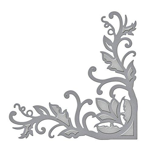 Spellbinders S2-009 Shapeabilities D-Lites Fantastic Flourish 2-Die Templates