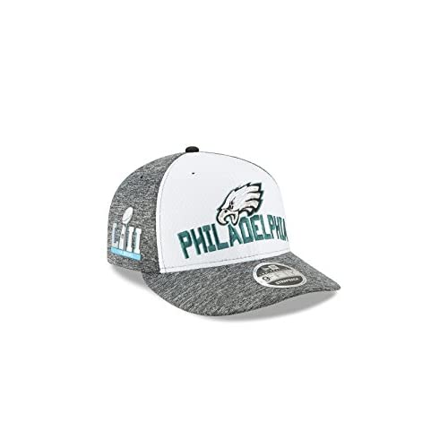 cce04193a0 70% OFF New Era Philadelphia Eagles Superbowl Opening Night SB52 9fifty  Snapback Cap Low Profile