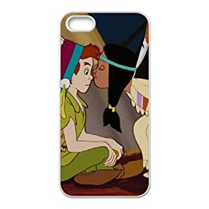 iPhone 5 5s Phone Case Cover White Disney Peter Pan Character Tiger Lily EUA15978575 Phone Cases Personalized