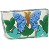 Primal Elements Papillion En Bleu 6.0 Oz. Handmade Glycerin Bar Soap