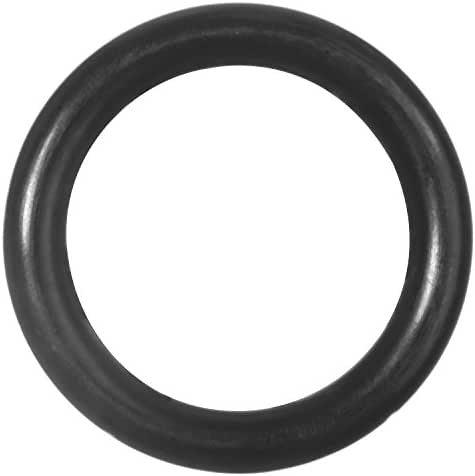 Pack of 1000 Fluoropolymer Elastomer 13//16 ID 70 Durometer Hardness 1 OD Sterling Seal ORVT117x1000 Viton Number-117 Standard O-Ring