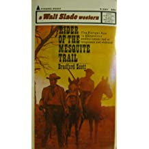 Rider of the Mesquite Trail (The Ranger Ace is trapped in a powder smoke hell of vengence and vilolence!, Pyramid Books R-2067)
