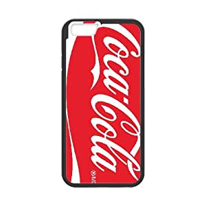 Coca Cola iPhone 6 Plus 5.5 Inch Cell Phone Case Black DIY Ornaments xxy002-3683477