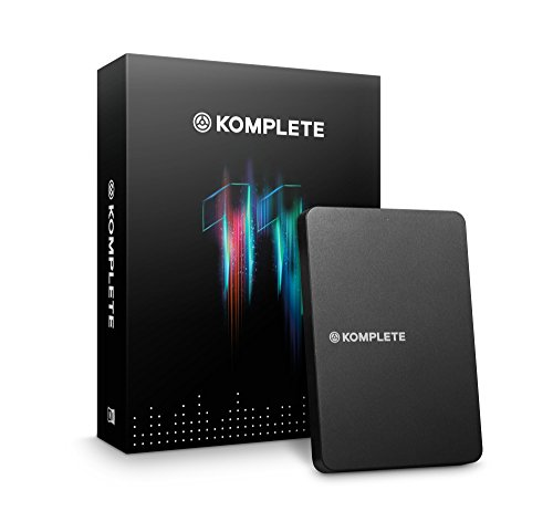 Native Instruments Komplete 11 Software Suite