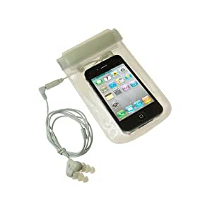 Thumbs Up iSwim - Carcasa impermeable para mp3 y auriculares (iPod no incluido)