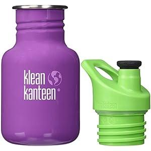 Klean Kanteen 12oz Kid Kanteen Sport (w/ Sport Cap 3.0) Sugar Plum