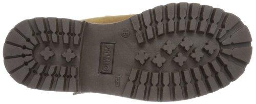 Primigi JACOB - Zapatos de senderismo de cuero niño amarillo - Gelb (SENAPE JACOB)