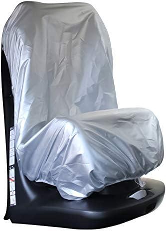 OxGord カーシートサンシェードカバー カーシートシェードリフレクターUVヘルパー 車の窓用サンプロテクション お子様を日焼けから保護 高温の車内でも赤ちゃんや新生児を涼しく