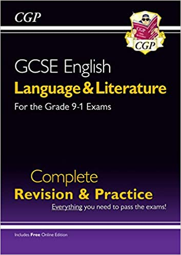 Grade 9-1 GCSE English Language and Literature Complete