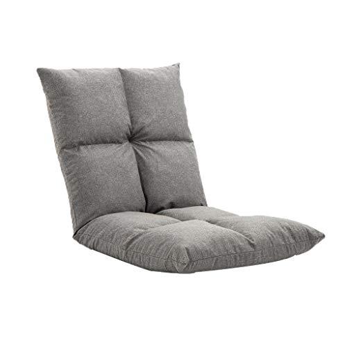 Amazon.com: BFQY FH Silla de suelo, cojín de tela para sofá ...