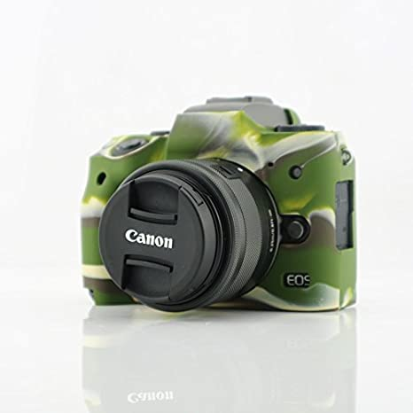 Canon EOS M5 Cámara Digital – Carcasa Suave TPU Silicona ...