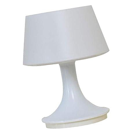 Lámpara Nocturno LED, con Cargador USB Luz Amarilla y Blanca para ...