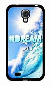 Hashtag #Dream On Plastic Phone Case Back Cover Samsung Galaxy S4 I9500