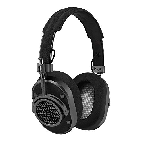 Master & Dynamic Award Winning MH40 Over-Ear, Closed Back Headphones with Superior Sound Quality and Highest Level of Design. Alcantara