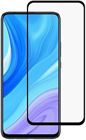 Color : Black 2019 Tempered Glass Film XHC Screen Protector Film 25 PCS Scratchproof 11D HD Full Glue Full Curved Screen Tempered Glass Film for Huawei Y7 Pro Black