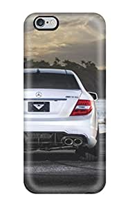 Heimie DoOTefj11572fpDsD Protective Case Cover For Apple Iphone 6 4.7 Inch (2013 Mercedesbenz C63 Amg Rear Static Benz Cars Mercedes)