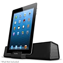 XtremeMac Soma Portable Travel Stereo Speaker with Dock for iPod, iPhone & iPad