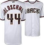 Paul Goldschmidt Arizona Diamondbacks Autographed Majestic White Replica Jersey - Fanatics Authentic Certified