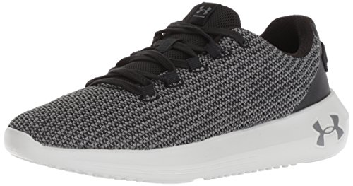 Ripple Graphite W Para Ua black Armour 004 004 Running De Graphite Negro Mujer Zapatillas Under wq4t1UP