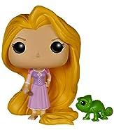 Disney Tangled: Rapunzel & Pascal
