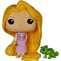 Funko - POP Disney - Tangled - Rapunzel & Pascal