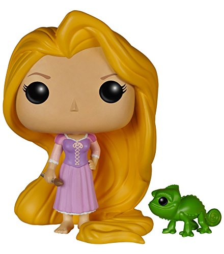 Funko Pop! Princesas - Tangled - Rapunzel
