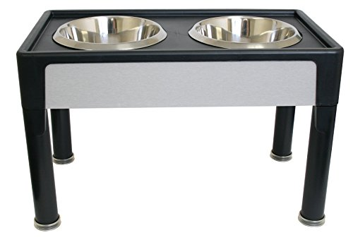 (OurPets Signature Series Elevated Dog Feeder 14