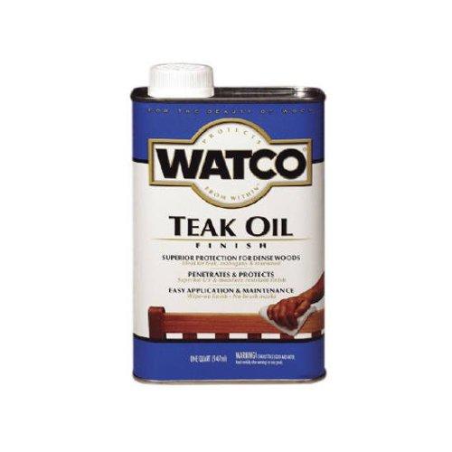 Qt Teak Oil - 2