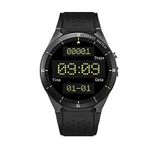 Festnight KINGWEAR KW88 Pro 3G Smartwatch Teléfono 1,39 Pulgadas ...