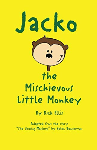Jacko the Mischievous Little Monkey