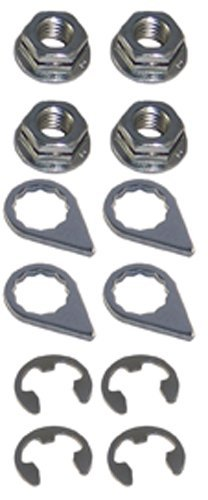 Stage 8 3951 Turbo Locking Nut Kit with 10mm-1.25 Nuts