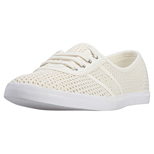 Mesh Aubrey Natural Fred Donna Sneaker Perry Y1Fxa