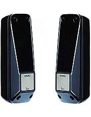 FAAC 785103 paar fotocellen XP 20b D zender + infrarood ontvanger tot 20 m
