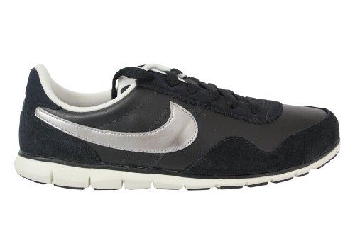 Nike, Herren Sneaker  NOIR ARGENT BLANC