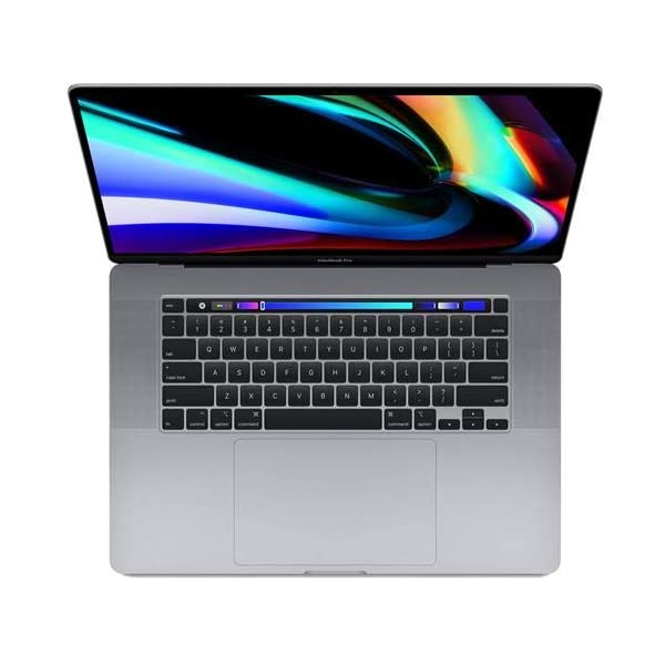 Apple MacBook Pro with Touch Bar 8-Core 9th-Gen Intel i9 16""