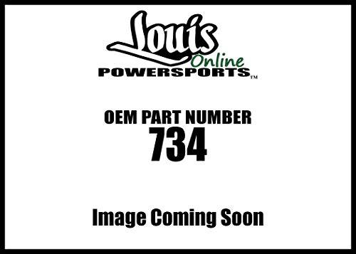 "Paughco 13/4"" Pipes for FL Models 734 Exhaust S/C Drag 70-84FL"