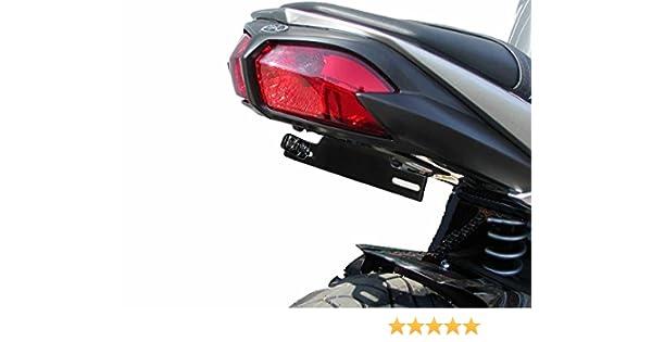 TARGA Fender Eliminator Tail Kit 2015-2017 Yamaha YZFR1 YZF-R1 YZFR1M YZF-R1M YZF-R1S for bikes with an integrated tail light installed 22-266-X