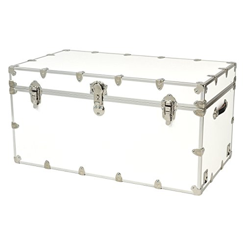 Jumbo Trunk (Rhino Trunk and Case Armor Trunk, Jumbo, White)