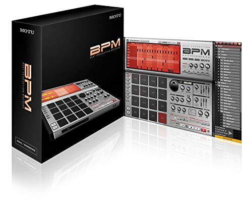 MOTU BPM 1.5 Rhythm Production Software by MOTU