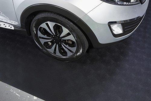 G-floor Garage Floor - BLT G-Floor levant Garage Floor Mat 55 Mil Garage Floor Covering (8'6