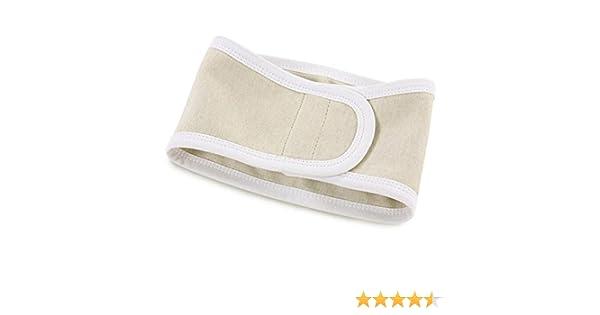Hada bebé orgánico algodón de colores Hernia Umbilical Truss transpirable Enfermería, pack de 2: Amazon.es: Bebé