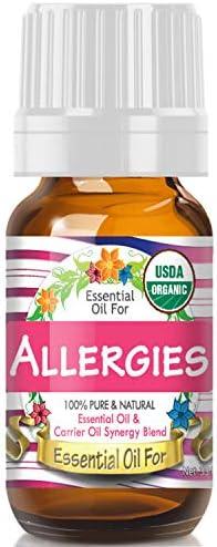 Essential Oil Allergies USDA Organic product image