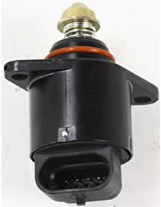 W// 4-Prong Blade Male Terminal And 2 Mounting Holes Perfect Fit Group REPB313206 Riviera Idle Control Valve