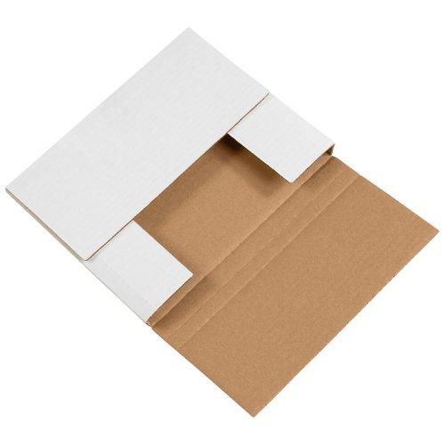 Aviditi M32226 Corrugated Jumbo Mailer, 32'' Length x 22'' Width x 6'' Height, Kraft (Bundle of 20)