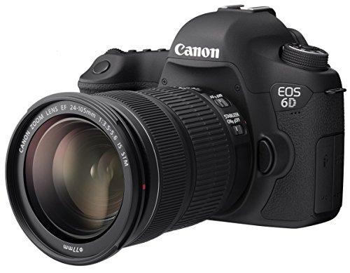 Canon デジタル一眼レフカメラ EOS 6D レンズキット EF24-105 F3 5-5 6IS STMEOS6D24105ISSTMLK