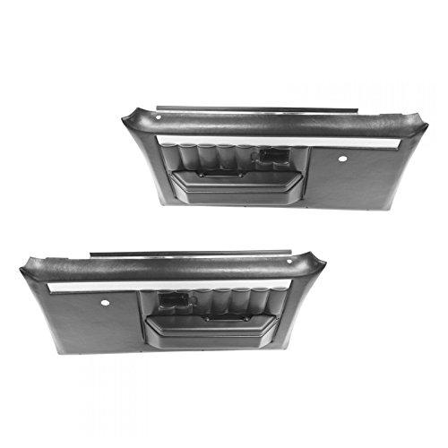- Door Panels Molded Plastic for Chevy GMC Blazer Suburban Jimmy C/K Truck