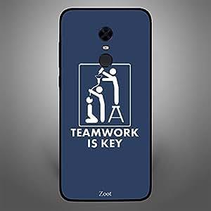Xiaomi Redmi Note 5 Teamwork is key