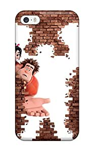 Durable Case For The Iphone 5/5s- Eco-friendly Retail Packaging(wreck It Ralph Animation Movie)